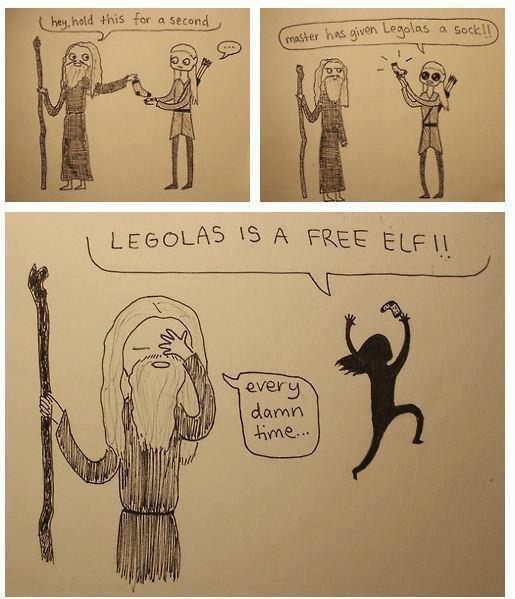 Legolas Is A Free Elf. . Legolas Is A Free Elf