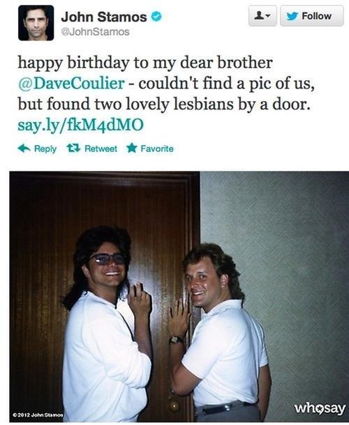 "Lesbians!. Source: Twitter. Jnhn "" l' IDA an happy birthday to my dear I' but hand two lovely lesbians by 'ittl. door. it Reply 'El: LI Favorite whosay. Damn I look good Lesbians! Source: Twitter Jnhn "" l' IDA an happy birthday to my dear I' but hand two lovely lesbians by 'ittl door it Reply 'El: LI Favorite whosay Damn I look good"