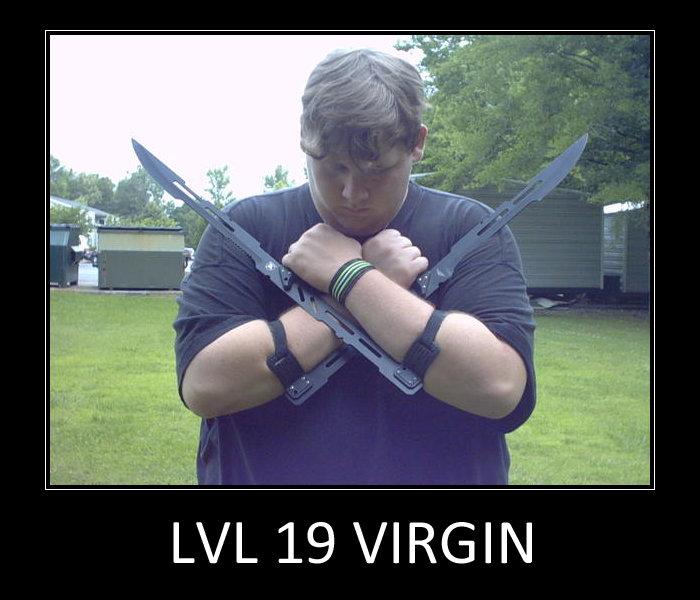 level 19. . LI/ L 19 VIRGIN. impossible virgins dont learn duel weilding until level 20 level 19 LI/ L VIRGIN impossible virgins dont learn duel weilding until 20