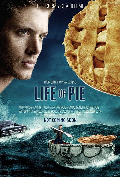 Life of Pie. . Life of Pie