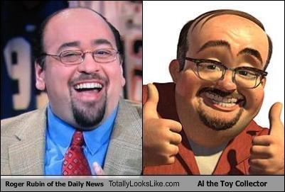 look alike. haha funny. look alike haha funny