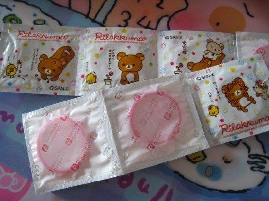 Pedo Bear Condoms. Even Pedo Pear needs protection...... aww u douche PEDO BEAR Condoms