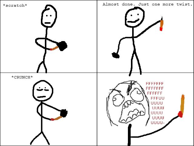 Pencil Problems. . Pencil