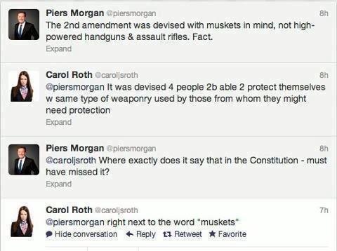 """Piers """"Aloe"""" Morgan. . E Pier: Marga Li' Eh I The End amendment 'Nae devised with in mind. not high- powered handguns at raryti. Fact. Expanse dumt Hath air. Bi Piers """"Aloe"""" Morgan E Pier: Marga Li' Eh I The End amendment 'Nae devised with in mind not high- powered handguns at raryti Fact Expanse dumt Hath air Bi"""