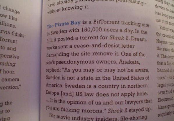 Pirate Bay Win. many a lulz. pirate BAY
