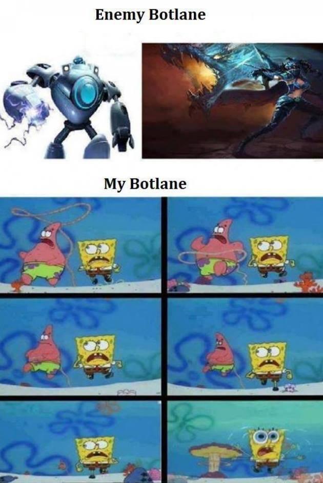 Playing Botlane. . Enemy Botlane. that's why you ban blitzcrank. Playing Botlane Enemy that's why you ban blitzcrank