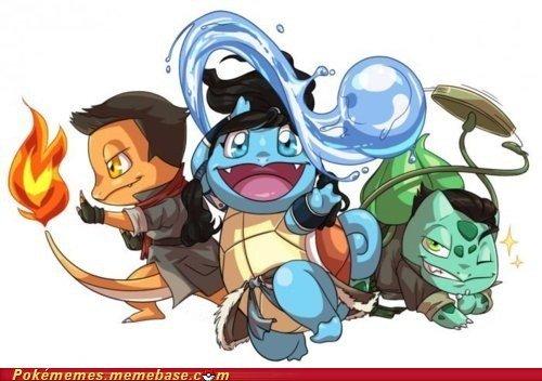 Pokebenders. .. Squirtle is the Avatar!!! Pokebenders Squirtle is the Avatar!!!