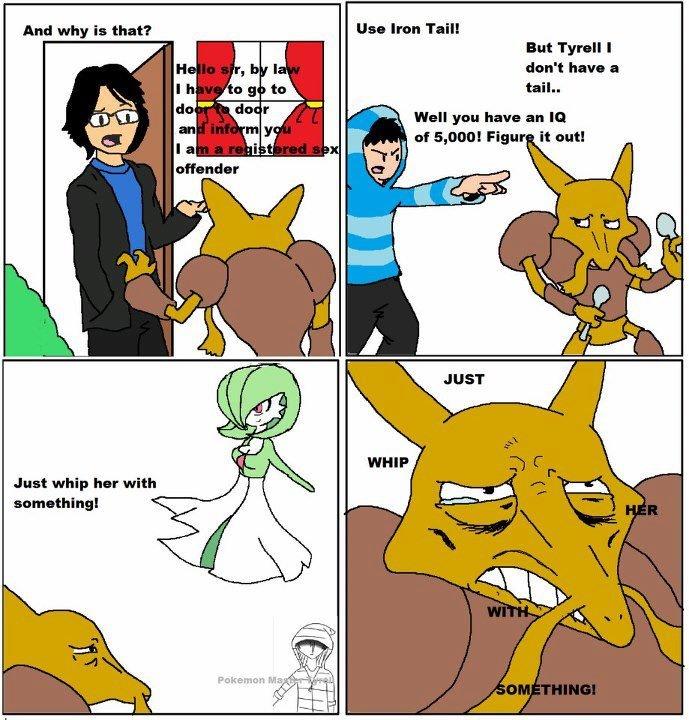 Pokemon problems. .. repost? Pokemon problems repost?