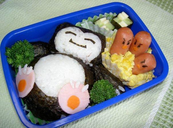 pokemon food. made me smile... A WILD FOOD APPEARS! WOLFRIDER USES FORK! ITS SUPER EFFECTIVE! om nom nom nom nom nom nom nom Pokemon Japan