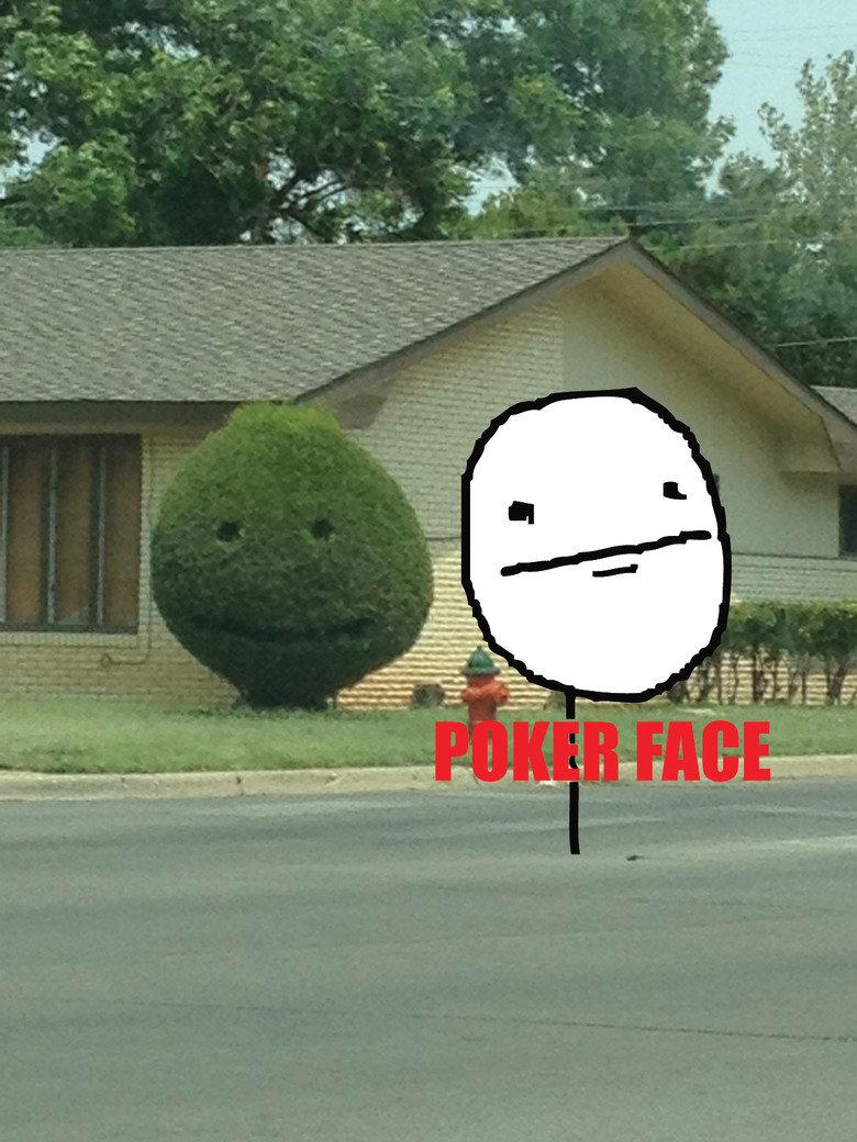 Poker Face. . Poker Face