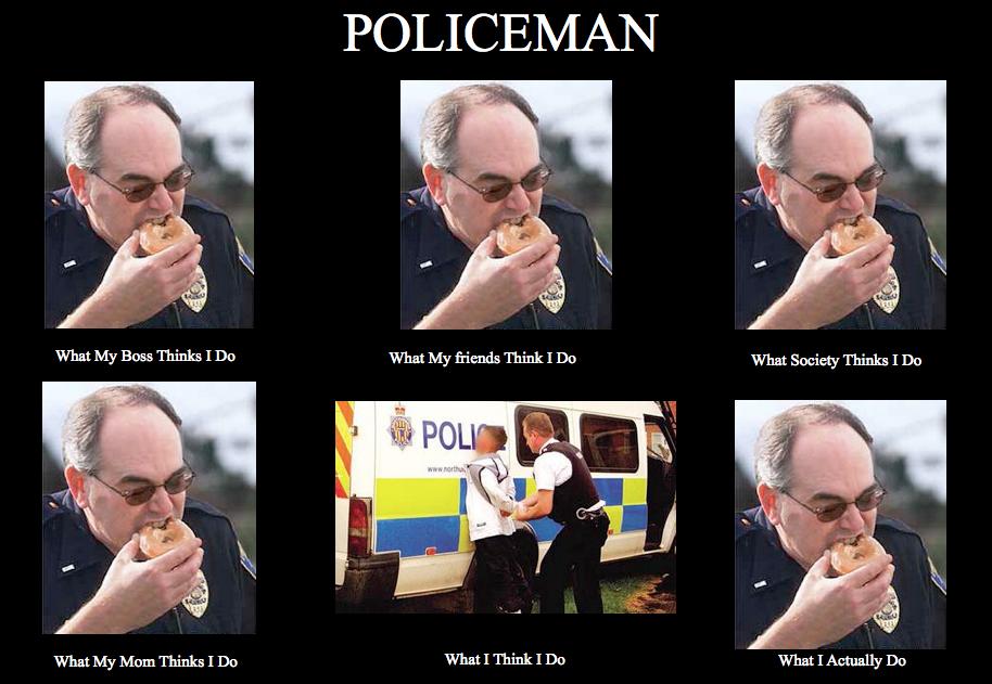Policemen. OC by Crapmaker. Policemen OC by Crapmaker
