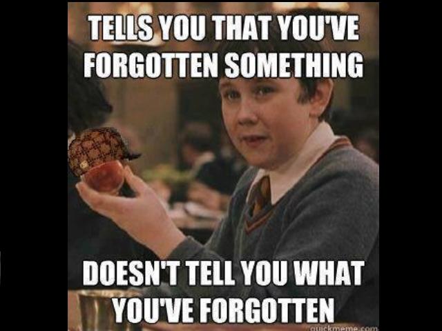 Poor Neville. . Poor Neville