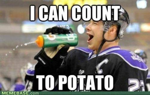 Potato. Not mine but still funny. I like Potatos