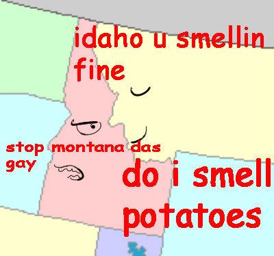 "Potatoes. . 9 1/ h' eliis do scipii"" ideas Gay potatoes"