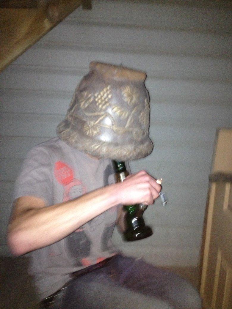 Pothead. . Pot Head bong faggots greatbigshits