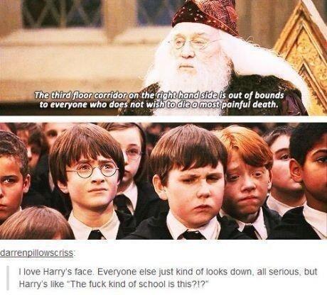 "Potter. . ta "" Him thers' nut w.. Li {Ham v 'onrj' nbol death. i lame a"" ! else gum Hint! of MER +: : nern all senn.'. Hui. Well he is pretty badass"
