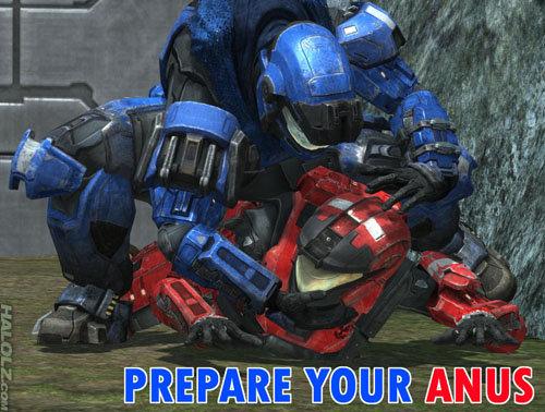 prepare yo anus. .. lol.. prepare yo anus lol