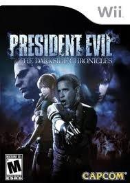 President Evil. . resident evil darkside Evil wii President obama