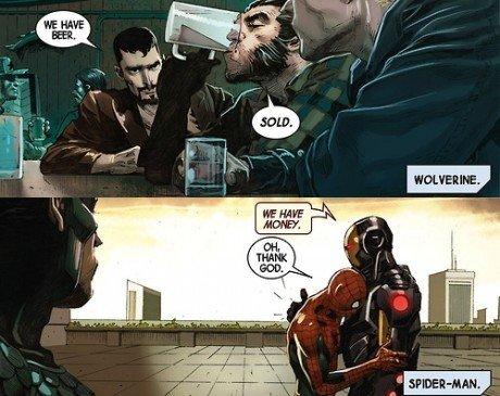 Priorities - Logan knows what's importan. . Priorities - Logan knows what's importan