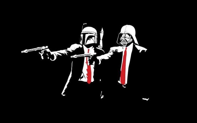 Pulp Vader. . Pulp Vader