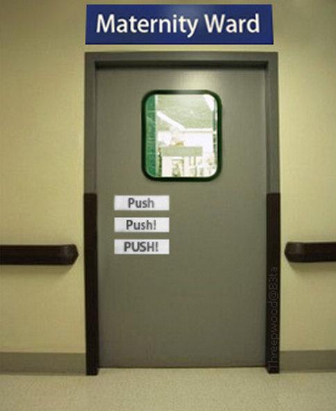 Push!. . Push!