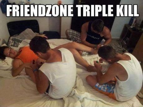 T-T-Triple kill. . T-T-Triple kill