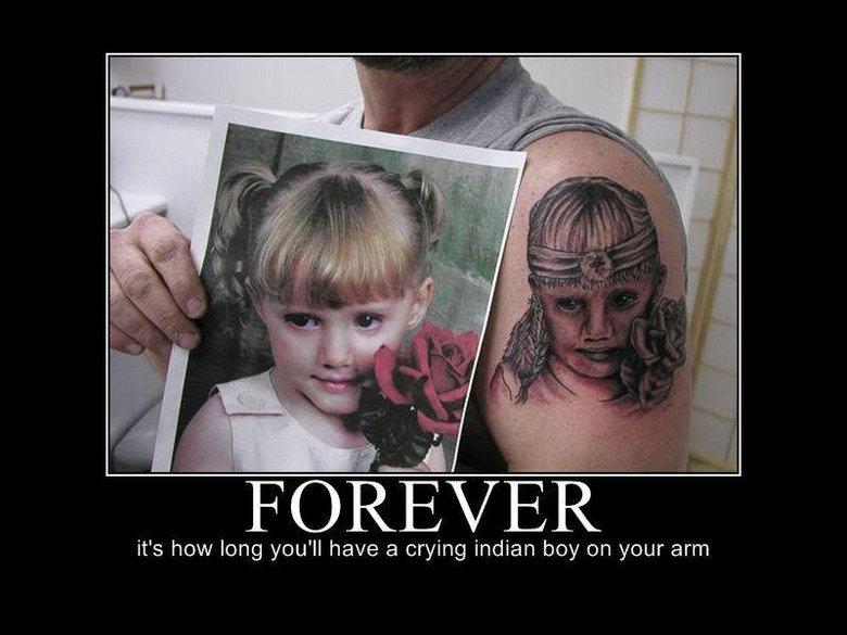 tatoo fail. .. ITS BEOWULF tatoo fail ITS BEOWULF