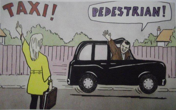 Taxi. Taxi!.. Loretta. Taxi Taxi! Loretta