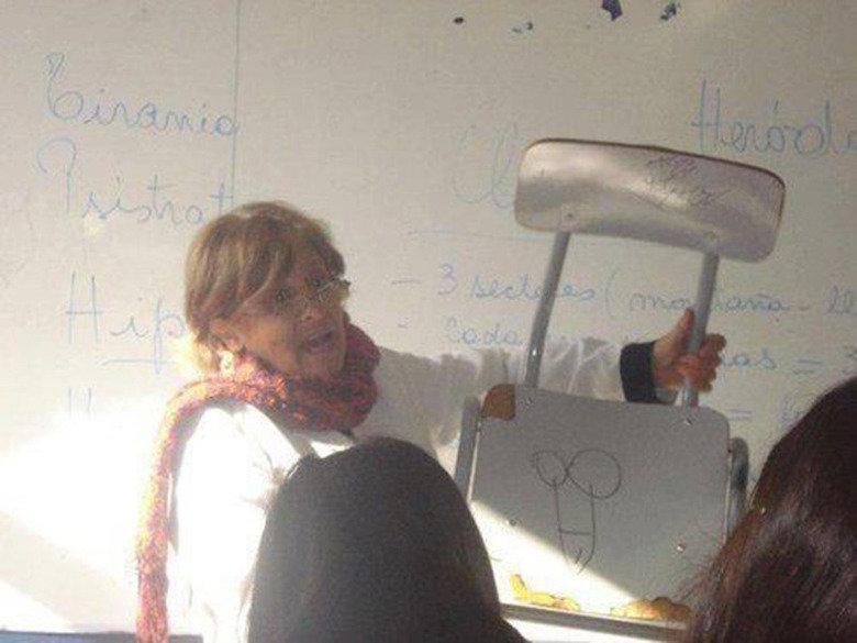 teacher stroke. . teacher stroke