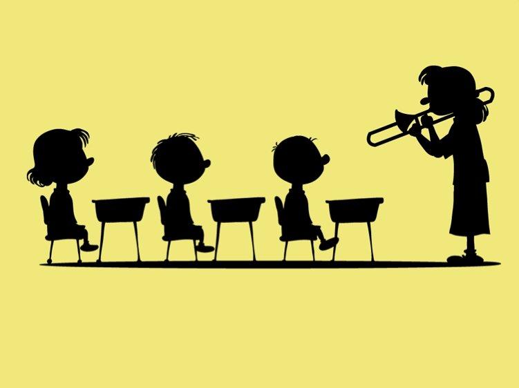 Teacher Talks Funny. Charlie Brown. charlie brown te