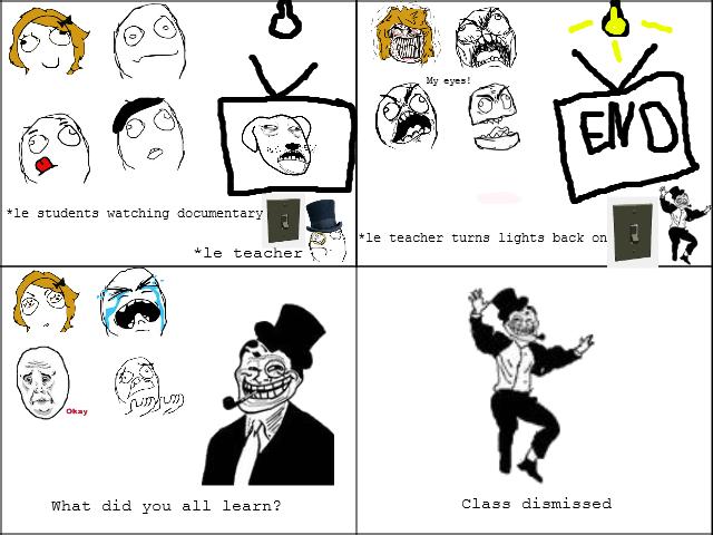 Teacher Turns On Lights. .. ile students Hatching documentary. teacher 'i? fl Lt: 1 Eran all aea: trna Class ' Teacher Turns On Lights ile students Hatching documentary teacher 'i? fl Lt: 1 Eran all aea: trna Class '
