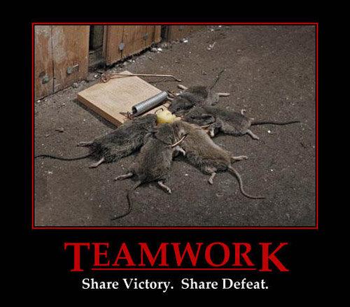Teamwork. . Share Victory, Share Defeat. Teamwork Share Victory Defeat