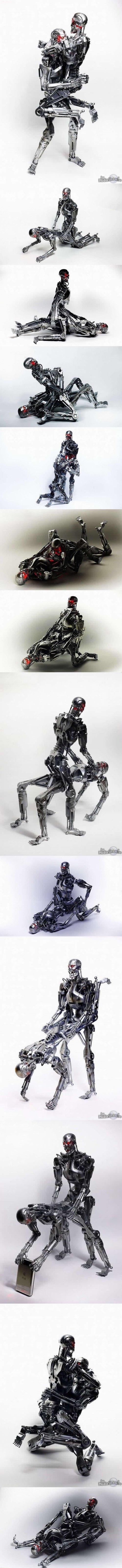 Terminator Kamasutra. Terminator Kamasutra....... .... i'll be back.. be back Terminator lol