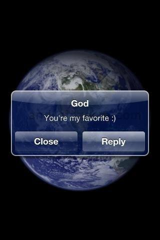 texting god. . texting god
