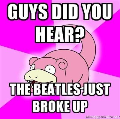 The Beatles. .. d The Beatles d