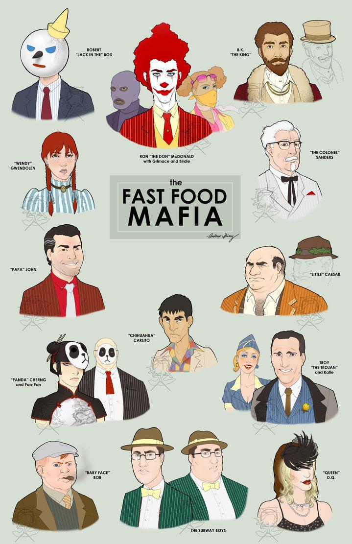 "The Fast Food Mafia. . HRH] IAEA. Rik"" man me swans FAST 'FOOD PAPA"" JOHN tait"" ME TROJAN' trod Kill PANDA' CHANE- mnd IDAFT FILE!' I EDT!. No one with Ronald. The Fast Food Mafia HRH] IAEA Rik"" man me swans FAST 'FOOD PAPA"" JOHN tait"" ME TROJAN' trod Kill PANDA' CHANE- mnd IDAFT FILE!' I EDT! No one with Ronald"