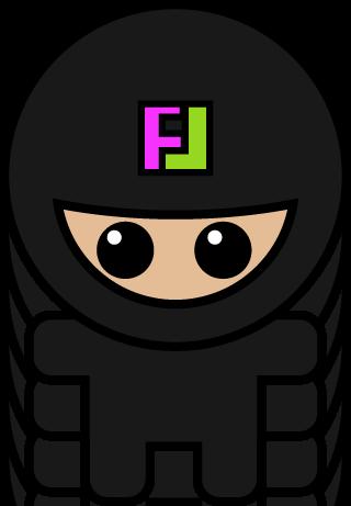 the FJ ninja. OC just for you! hope you like it. Love, Shadow... saved I love it when people make custom FJ stuff :D