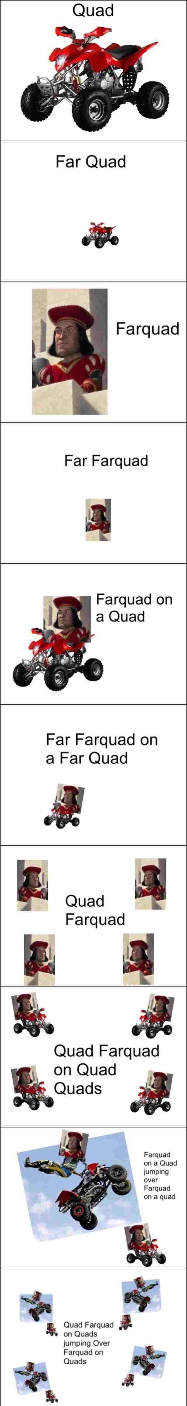 The furthest quad. chek urself b5 u shrek urself. Far Quad Farquad Far Farquad ittl Farquad on a Quad Far Farquad on a Far Quad Quad Farquad Quad Farquad 1 on Q The furthest quad chek urself b5 u shrek Far Quad Farquad ittl on a 1 Q
