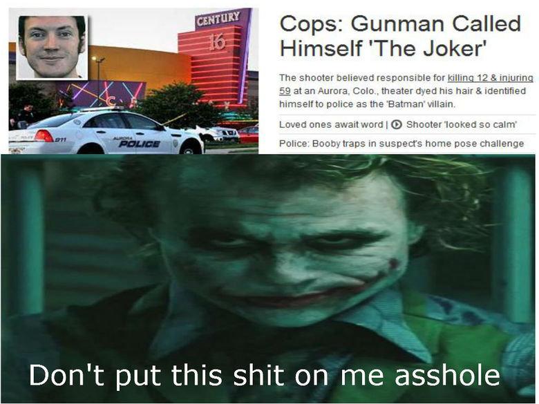 The Joker. . The Joker