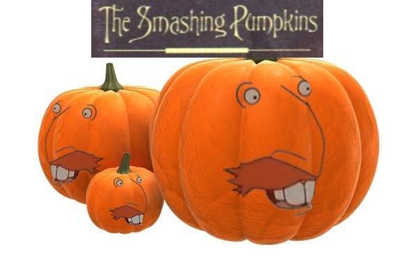 The Smashing Pumpkins. . The Smashing Pumpkins