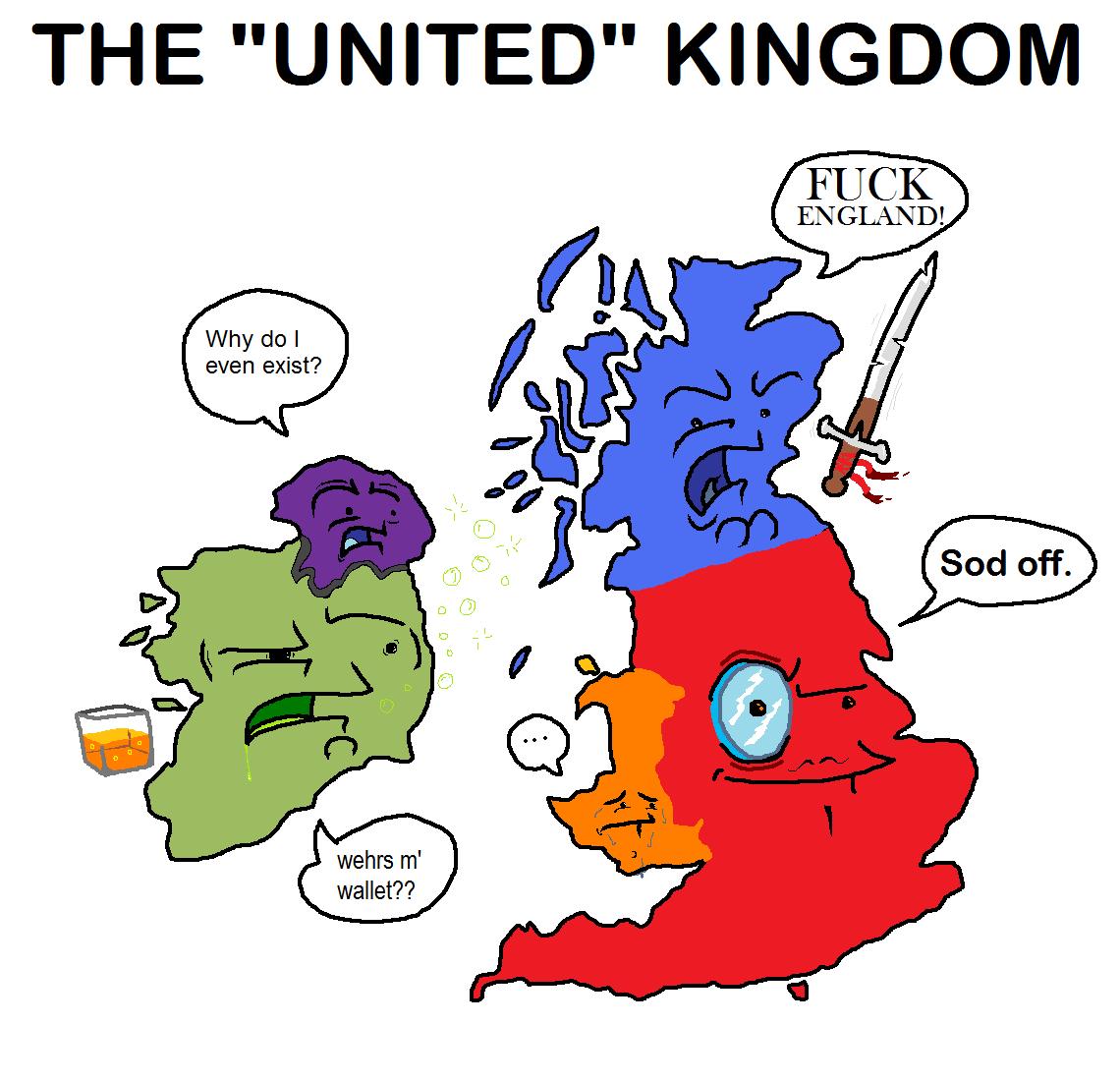 """The U.K. . THE """"UNITED"""" 'i(. u wot skotland The U K THE """"UNITED"""" 'i( u wot skotland"""