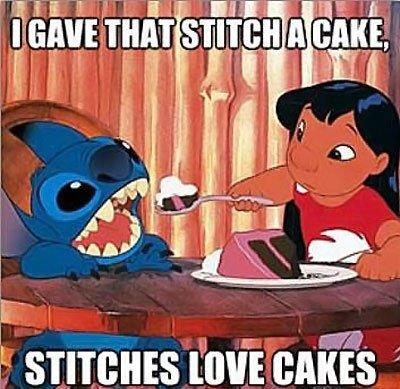 They love it. . L Semms tunit ' viii A Cake funny bitches