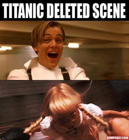 "Titanic. Titanic. TITAN""! Illia, Linell WINE Titanic"