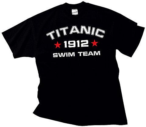 titanic. . swim for Youre Life