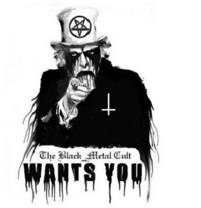 title. .. >mfw black metal cult. title >mfw black metal cult