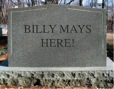 TOmb. .. Billy Mays kicks ASS! batman billy mays