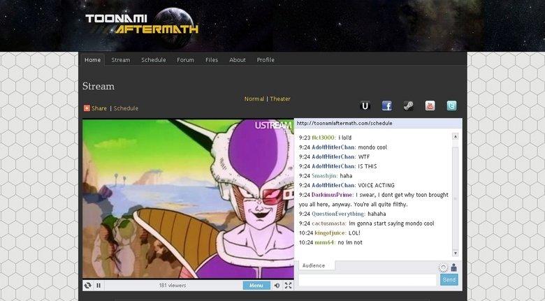 Toonami is back!. toonamiaftermath.com/<br /> EDIT 3: New Toonami Aftermath commercial: /youtube/45164/Toonami+Aftermath+Commercial/<br /> Toonami i its over ninethousand