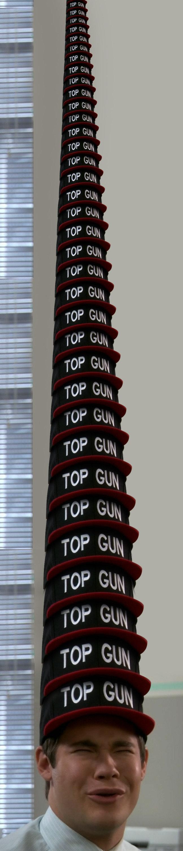top gun. yeah. top gun yeah