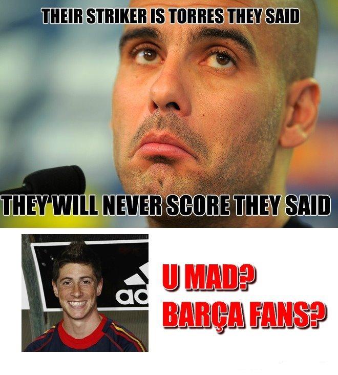 Torres scores!. . rm i' jigiji'. Pic semi related torrres