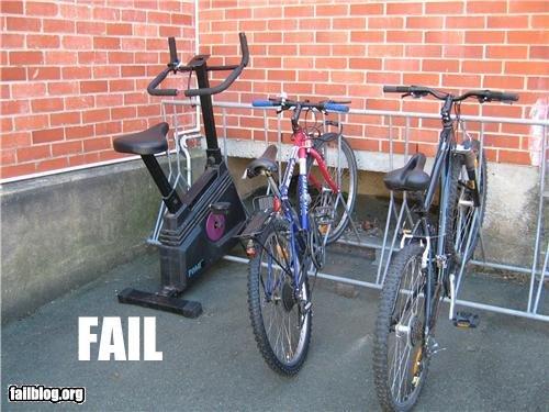 Transportation FAIL. Transportation FAIL.. Chuck Norris' bicycle. Transportation F